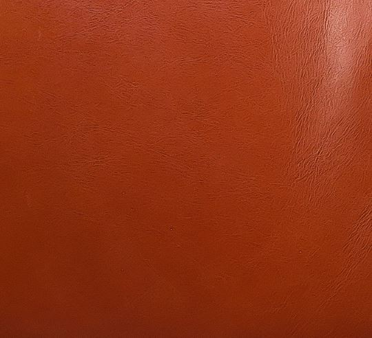 brown orange leather